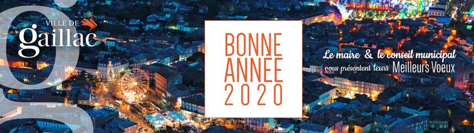 bandeau bonne année 2020